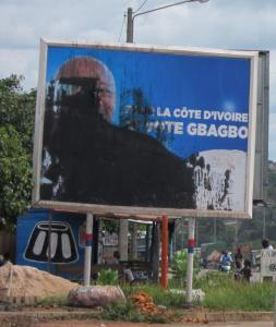 A billboard in Abidjan (as borrowed from Carol's blog)