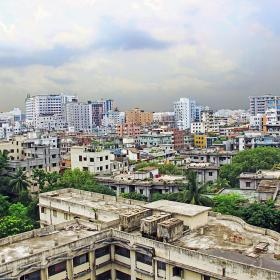 The City of Dhaka