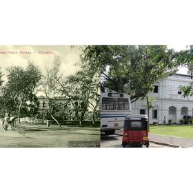 Cinnamon Gardens Then & Now
