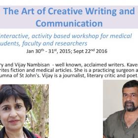 The Art of Creative Writing & Communication