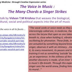 The Voice in Music