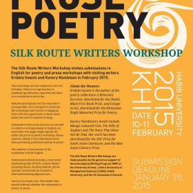 Writing Workshop poster