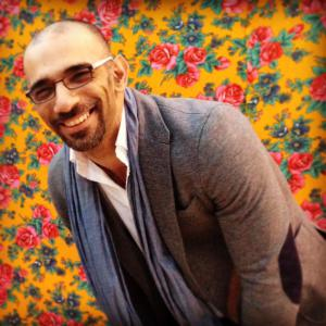 Poet, fiction writer, and performer Ali Al Saeed is IWP's first fall resident from Bahrain.