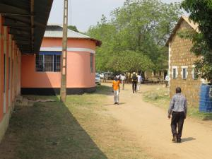[Click to Enlarge] University of Juba campus, South Sudan.