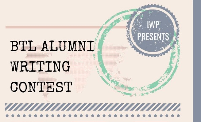 529225e6c Between the Lines Alumni Writing Contest | The International Writing ...