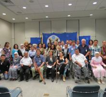 13-Group of folks representing the disabled community in Uzbekistan. A great turn out and a very interesting discussion led by Stephen Kuusisto.jpg