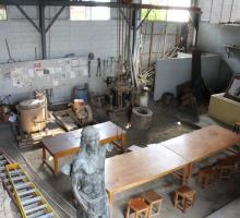 The ceramics workshop at Ecole Nationale Des Arts.jpg