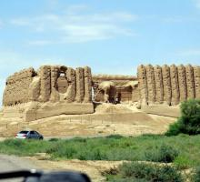 16-The ruins of ancient Merv, a UNESCO World Heritage site dating back to the 3rd millennium BC in Turkmenistan.jpg