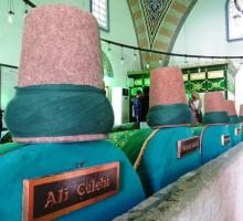 Tombs of Rumi's relatives..jpg