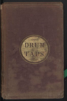 Cover of Drum-Taps and Sequel to Drum-Taps (1865–66)